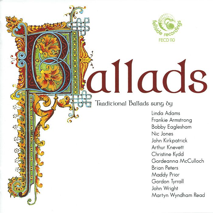 VARIOUS ARTISTS – TRADITIONAL BALLADS