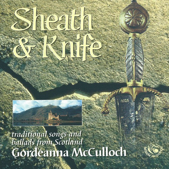 GORDEANNA MCCULLOCH – SHEATH & KNIFE