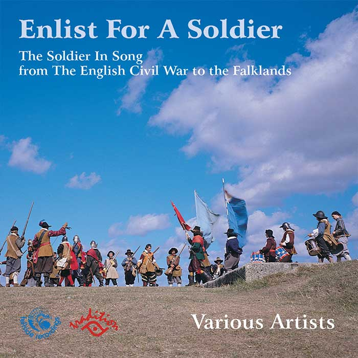 VARIOUS ARTISTS – ENLIST FOR A SOLDIER