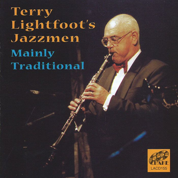 TERRY LIGHTFOOT'S JAZZMEN – MAINLY TRADITIONAL
