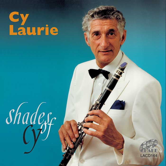 CY LAURIE – SHADES OF CY