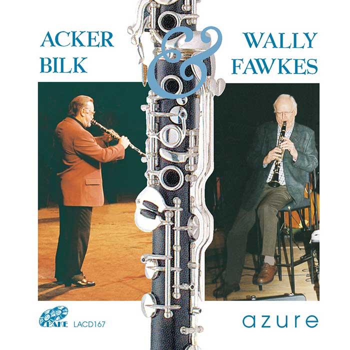 ACKER BILK & WALLY FAWKES – AZURE
