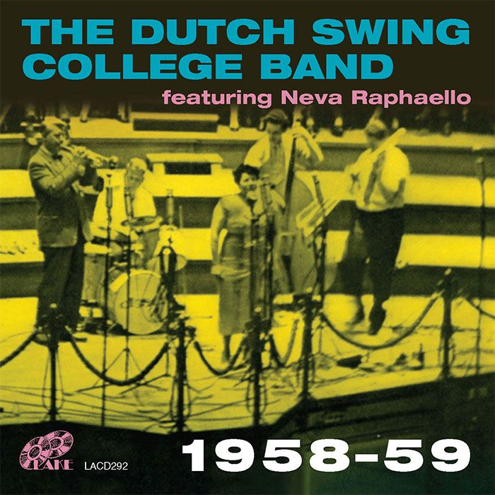 THE DUTCH SWING COLLEGE BAND – THE DUTCH SWING COLLEGE BAND 1958 – 1959