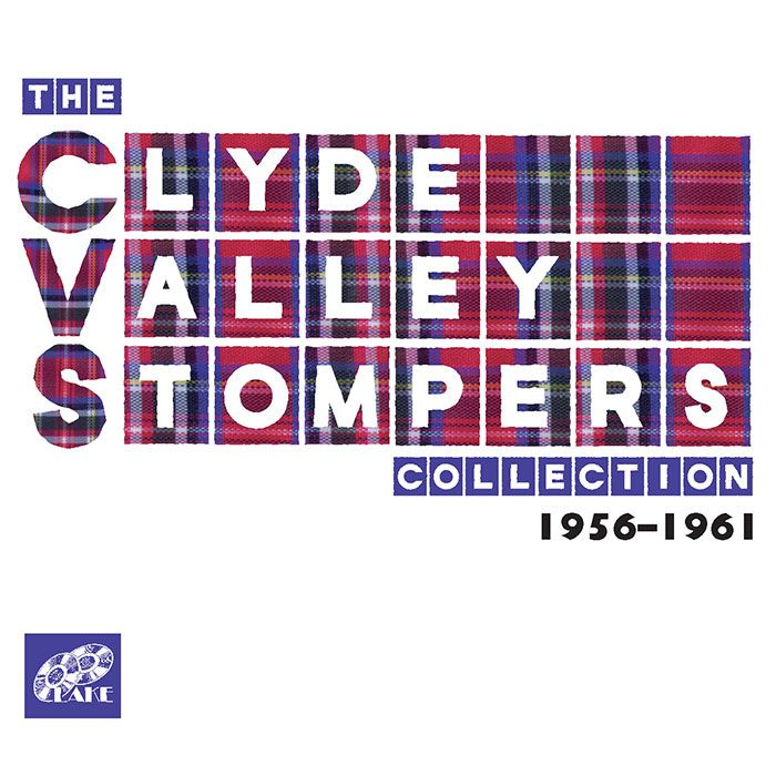 THE CLYDE VALLEY STOMPERS – THE CLYDE VALLEY STOMPERS COLLECTION 1956-1961