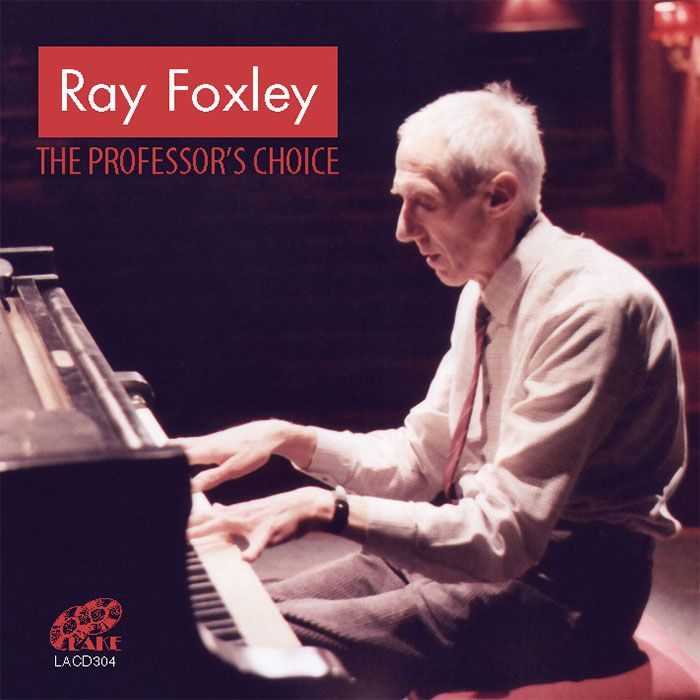 RAY FOXLEY – THE PROFESSOR'S CHOICE